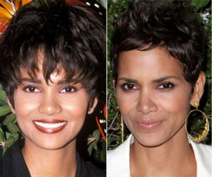 Halle Berry Plastic Surgery Nose Job